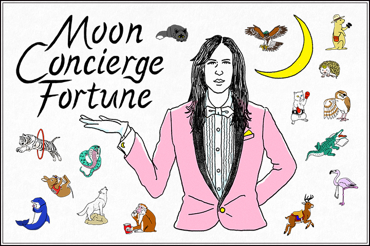 Moon Concierge Fortune