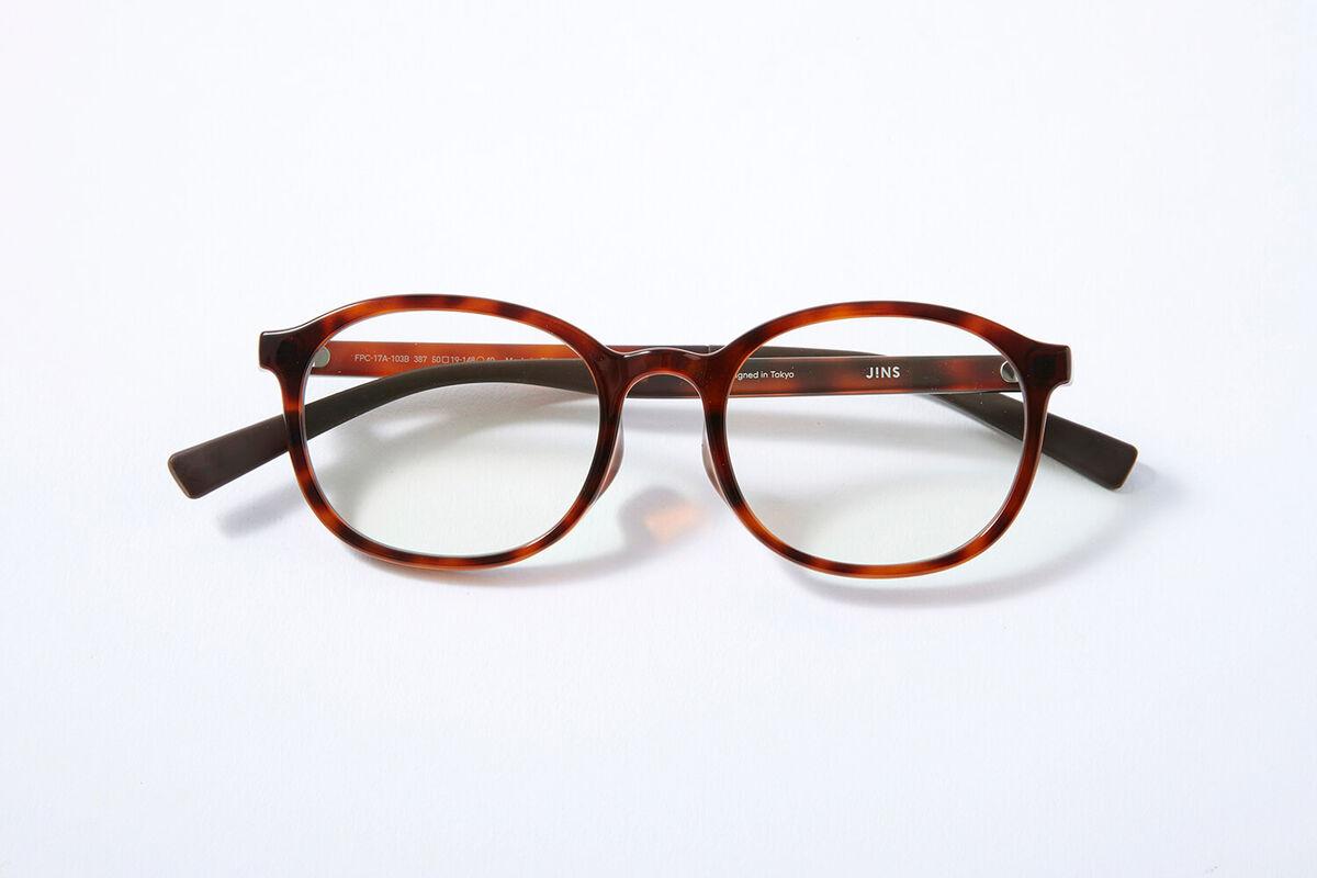 JINS / ブルーライトカットメガネ 画像