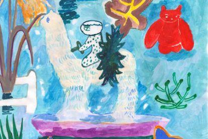 イラストレーター玉川桜さんの個展を大阪のNEW PURE + 内地下スペース Chika No AKichiで開催!