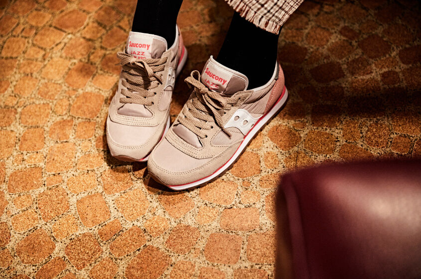 saucony styling