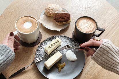 最近お気に入りのカフェ、広々とした空間でゆっくりとお茶ができるのが一押しポイント!【週末アジア:ソウル編】