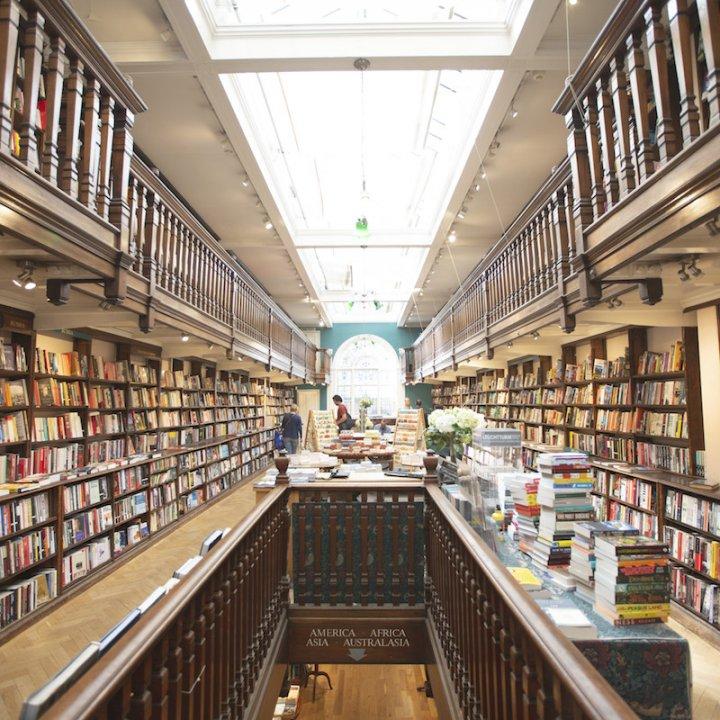 ロンドン、そして世界で最も美しい本屋さん「ドーント・ブックス」メリルボーン店へ