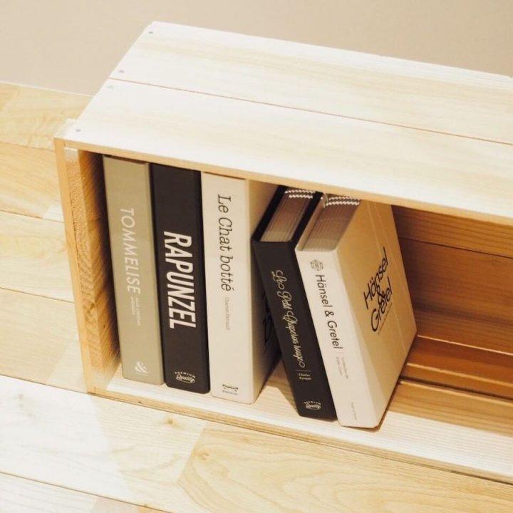 無印良品・IKEAを味方につけて!紙の本が好きな方におススメの本の収納に使える家具とアイディアまとめ【プチDIY女子達のお部屋案内】