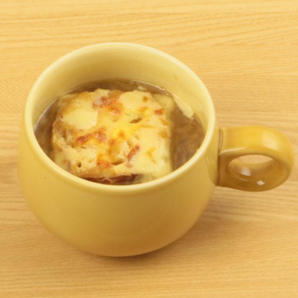 ダイエット中にもオススメ!身体がよろこぶオニオングラタンスープ