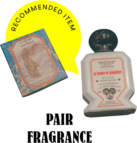 RECOMMENDED ITEM PAIR FRAGRANCE