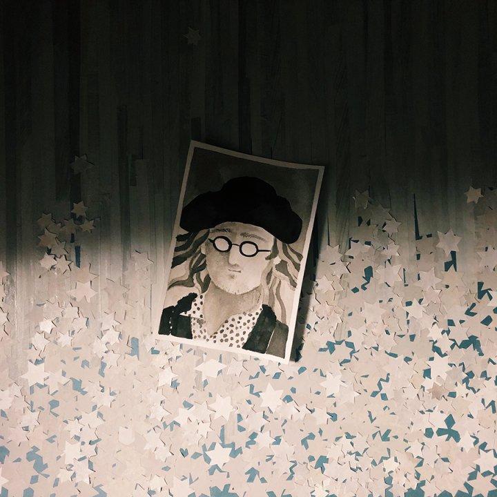 第16話:新曲のお知らせ / カツロウ先輩の話 連載【誰かの話】