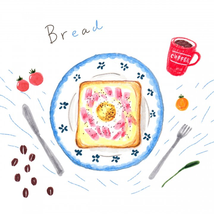KALDIモーニングブレンド×トースト【FUDGENA:MARUのコーヒーフードペアリングvol.6】