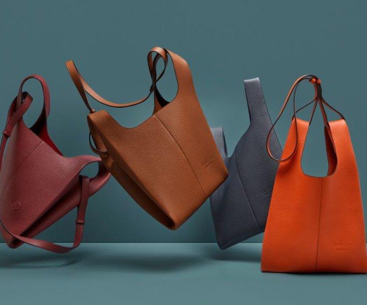 マルベリーの100%サスティナブルなバッグ「ポートベロー トート」が登場。カラーバリエーション豊富に展開