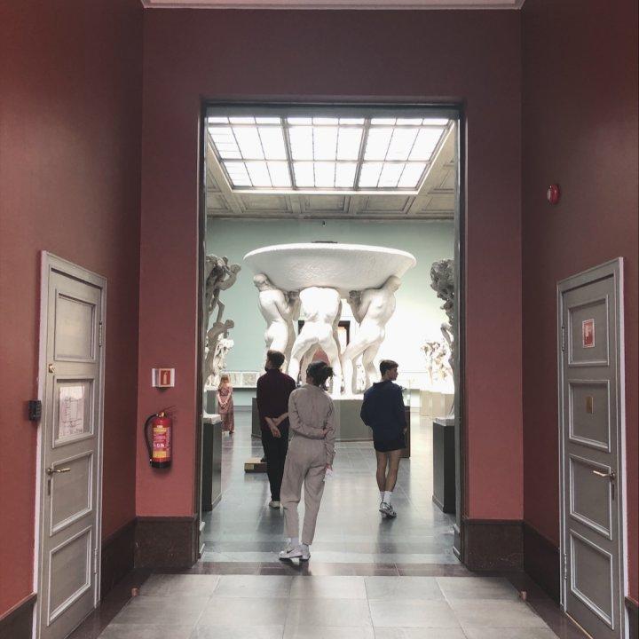 美術館で彫刻の魅力を発見しよう!【 FUDGENA:YUMIの My Nordic Life vol.15 】