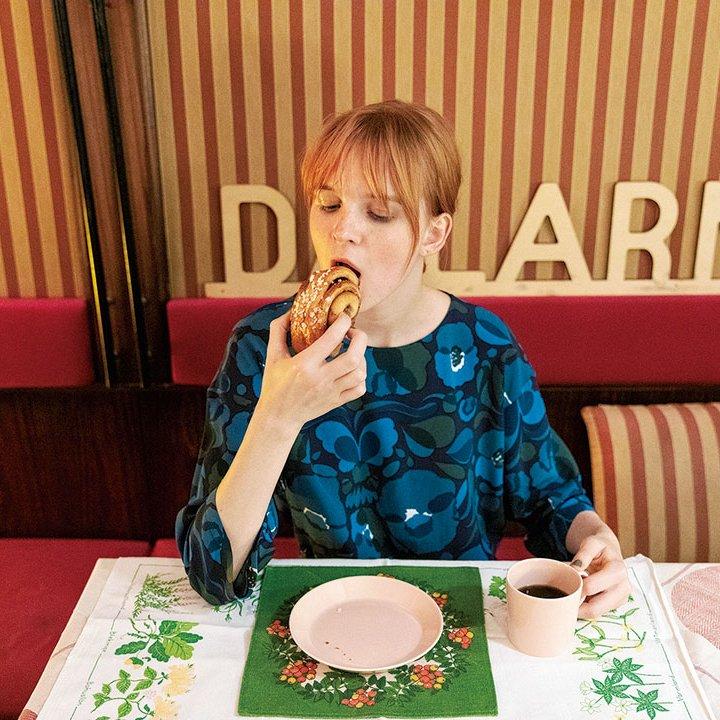 食べ比べてびっくり!北欧3か国のシナモンロールの違い