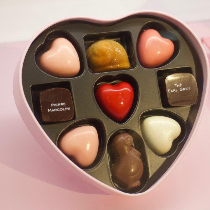 いよいよバレンタイン直前!チョコレート大集合の大丸東京店「2020ショコラプロムナード」 開催中