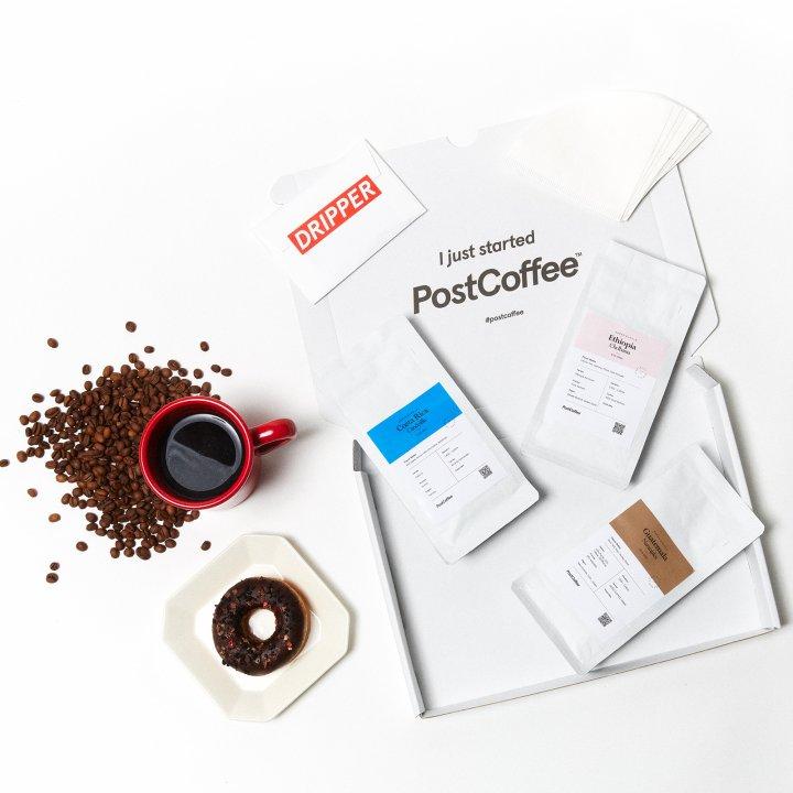 コーヒーのオーダーメイドが出来るPostCoffeeの新サービスがスタート