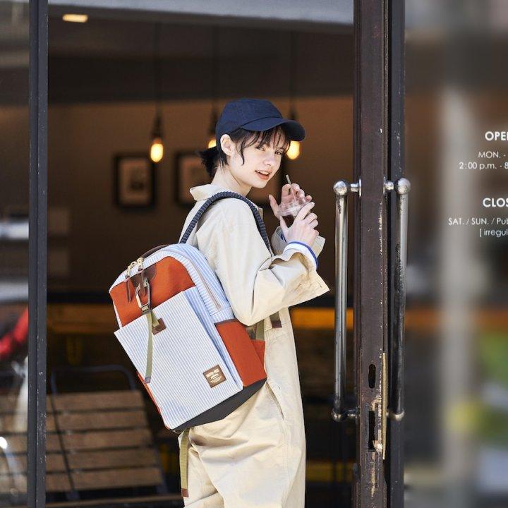 コーヒーラバーな彼女と《マスターピース》のバッグ