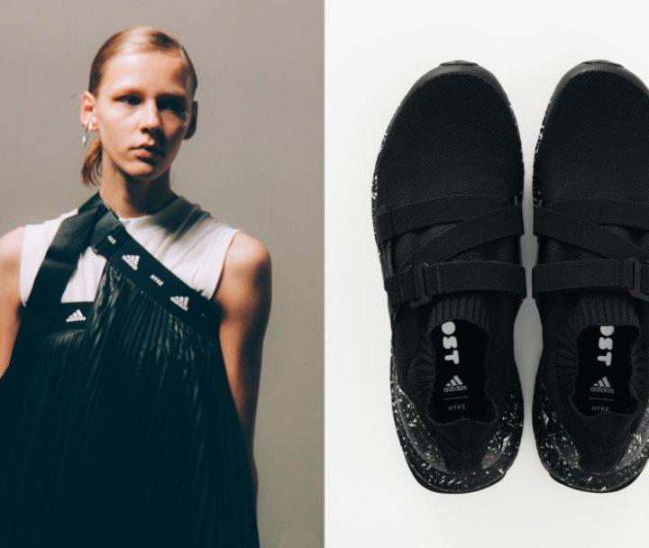 アディダスとハイクによるコラボコレクション「adidas by HYKE」が4年ぶり登場!