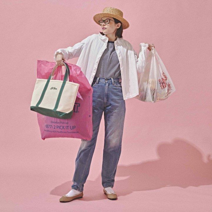 """フリルシャツでカジュアルスタイルを格上げ【""""リラックス""""ガールの着まわし30days】"""