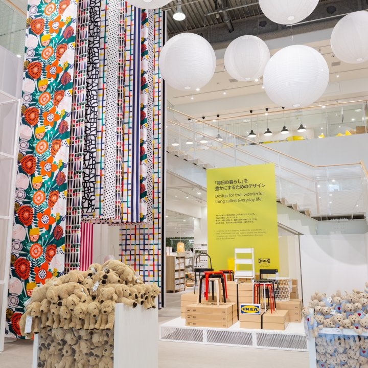 都心型の暮らしに特化したサステナブルで手ごろな商品が揃う「IKEA 原宿」がオープン