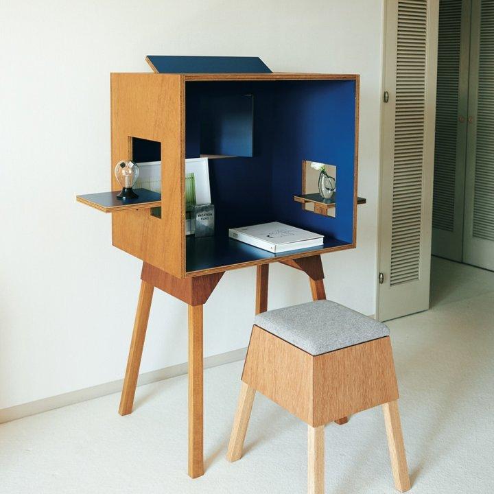 おこもりの椅子【ONKUL的おこもり上手 vol.02】
