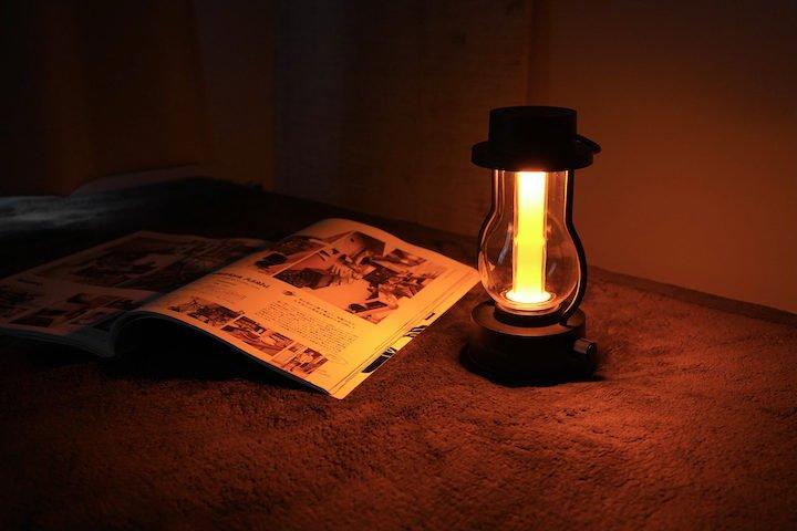 居心地のいい時間を演出するアイテム〜灯りと香り