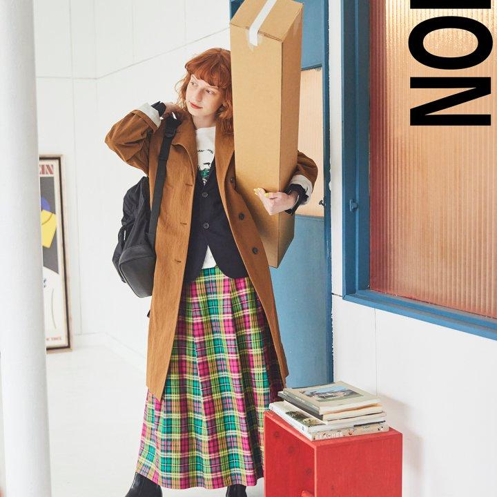 """新しい季節には、凛とした気持ちにさせてくれるジャケットがぴったり!【""""ジャケット""""ガールの着まわし7days】"""