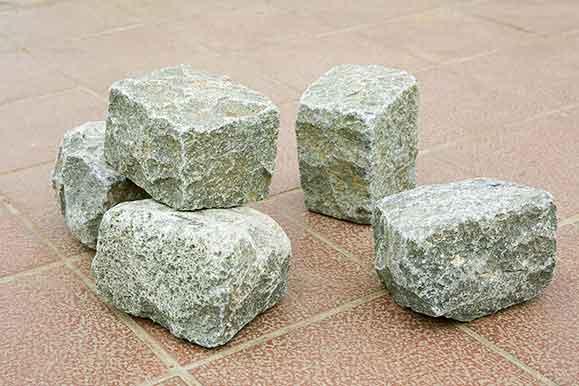 ヨーロッパの石畳