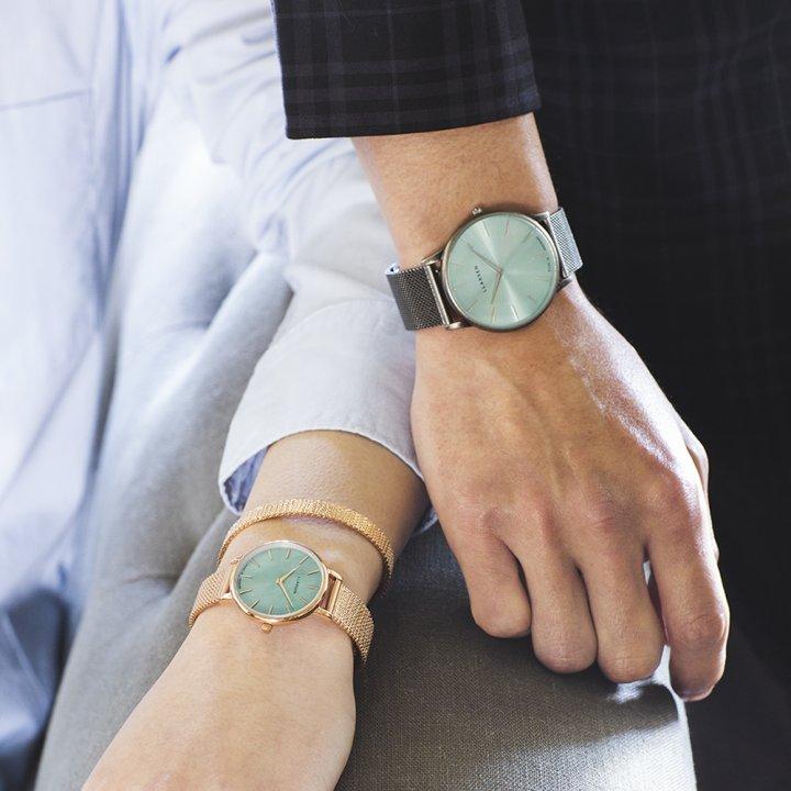 デンマークの腕時計ブランド《LLARSEN(エルラーセン)》が学生支援プロジェクト「Support for Student」を始動!