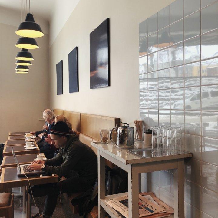 ノルウェーのコーヒー文化を牽引するカフェへ!【 FUDGENA:YUMIの My Nordic Life vol.36 】
