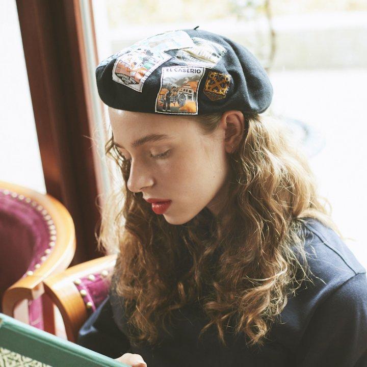 〈クオリネスト〉で見つけた、フレンチスタイルをつくるベレー帽とミニマルレザースニーカー。