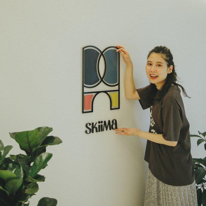 好きと好きの間に。《 SkiiMa KICHIJOJI(スキーマ 吉祥寺)》-吉祥寺/コワーキングスペース【前田エマの東京ぐるり】