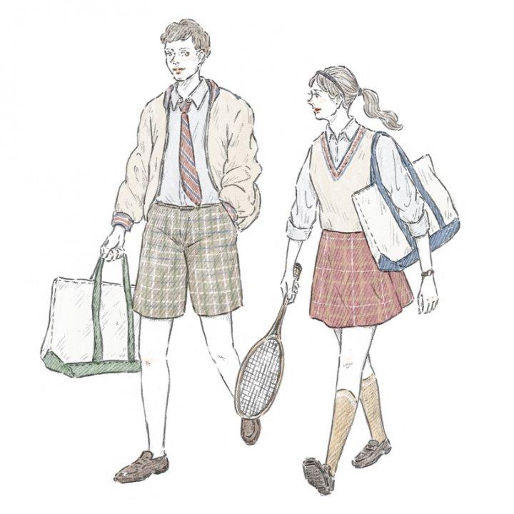 トラッドスタイルの定番「トートバッグ」を知ろう【お洒落さんのためのファッション用語辞典 vol.09】