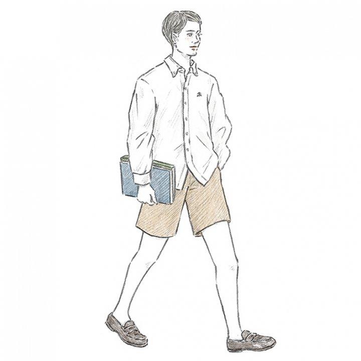 はじめは上流階級の証、いまではFUDGE GIRLのベーシック。「ボタンダウンシャツ」【お洒落さんのためのファッション用語辞典 vol.11】