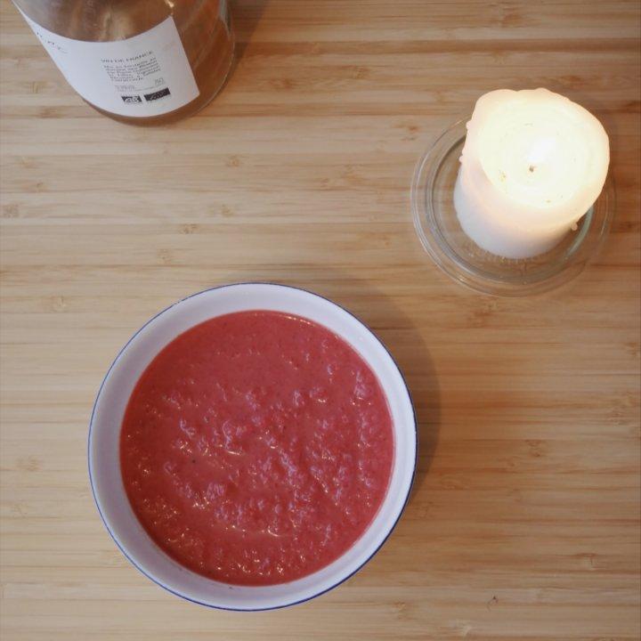 ビーツの冷製スープで北欧の夏を感じよう【 FUDGENA:YUMIの My Nordic Life vol.43】