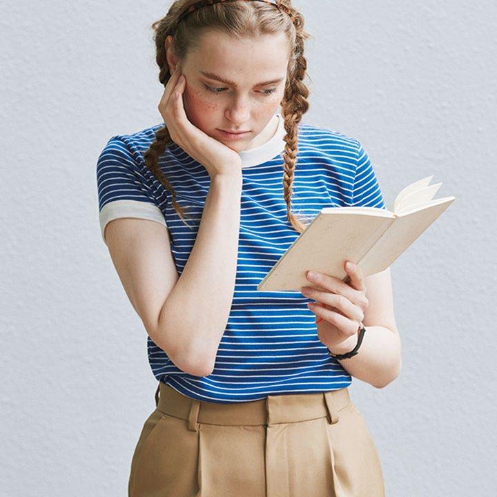 シンプルなコーデだらかこそこだわりたい、Tシャツのデザイン【本日のFUDGE GIRL-7月29日】