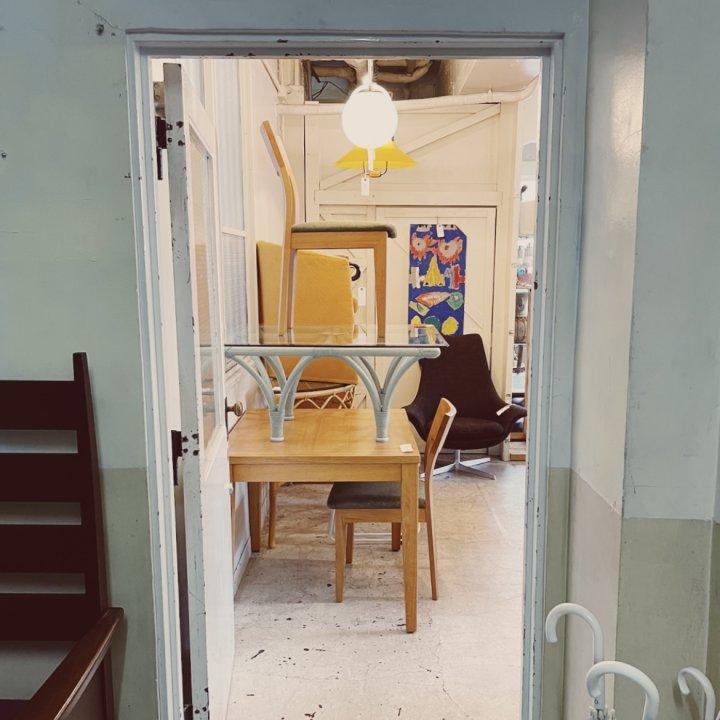 ヴィンテージ家具に隠された物語を求めて【 FUDGENA:YUMIの My Nordic Life vol.44】