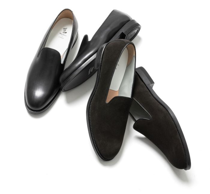 《REGAL Shoe & Co.》と《LENO》が初のタッグ!ベーシックできちんと感のあるスリッポンシューズが登場